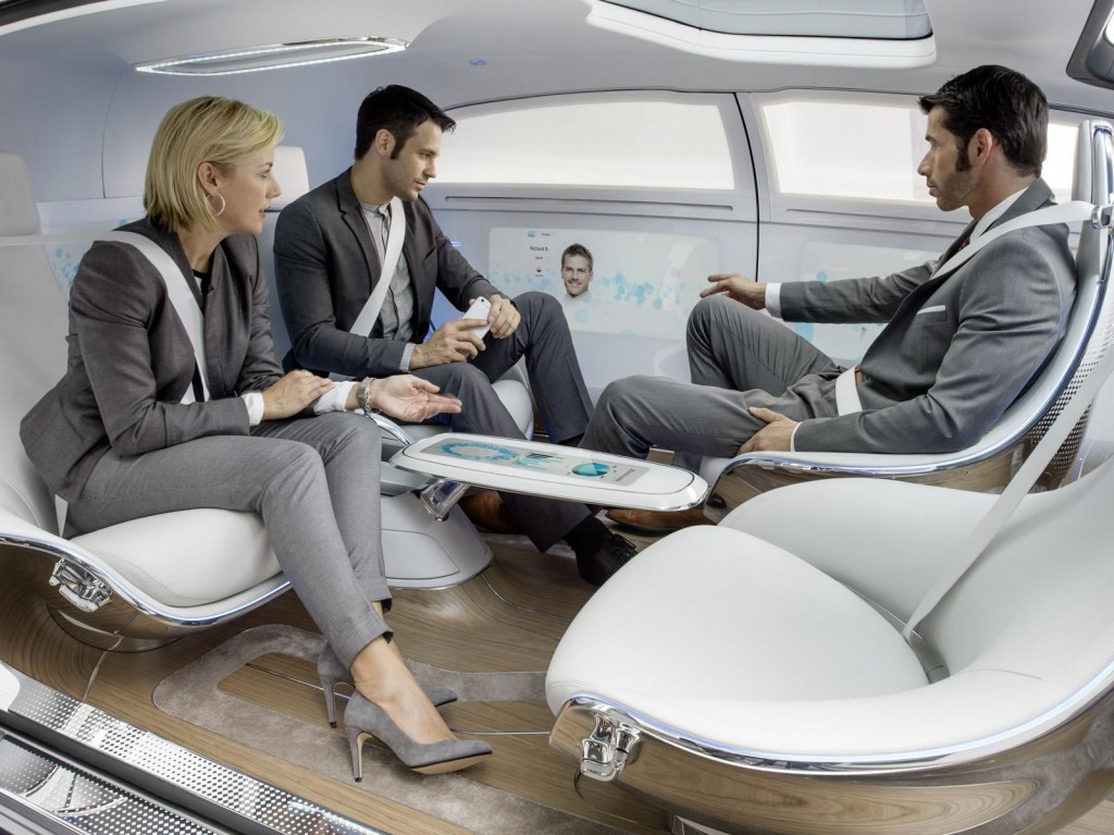 No surprise: luxury owners more likely to let autonomous cars do the driving