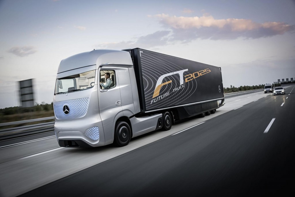 Congress keeps self-driving big rigs in the slow lane (but for how long?)