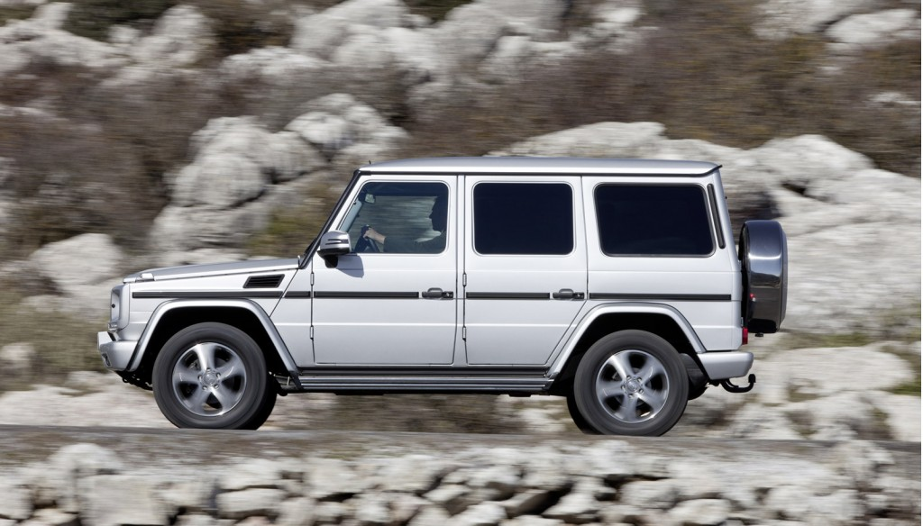 mercedes benz announces g65 amg power and price both ridiculous - Mercedes G Class Suv 2013