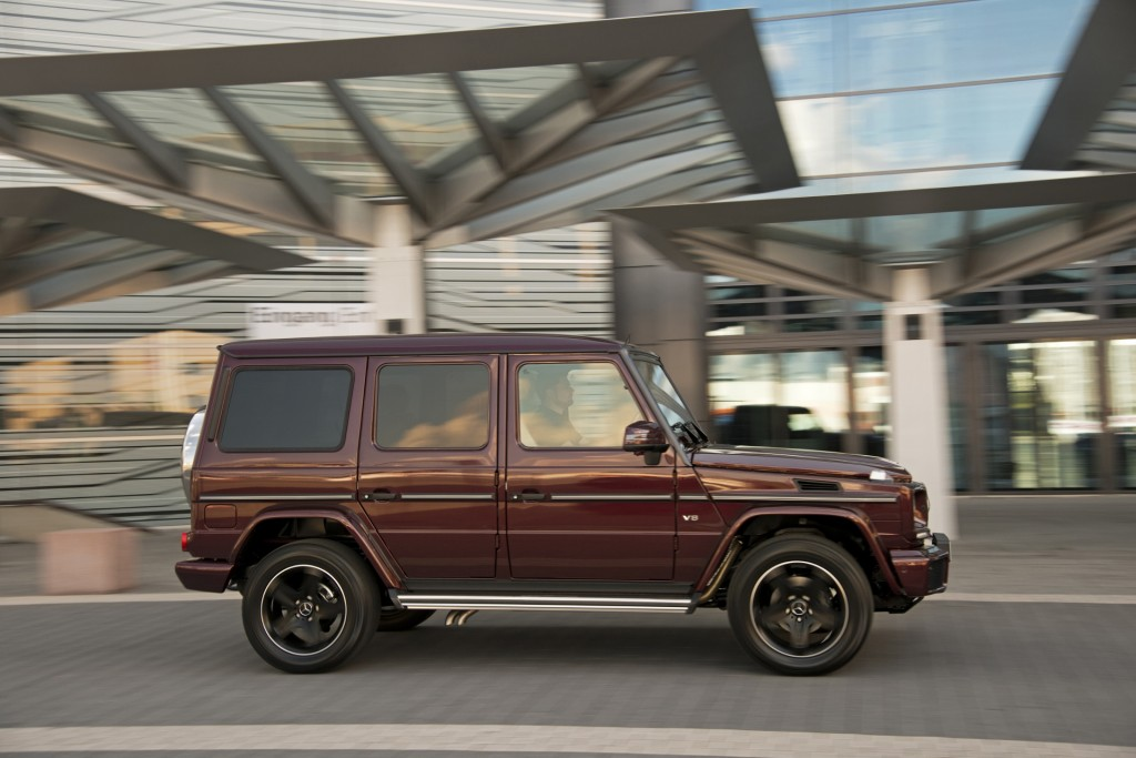 2017 mercedes benz g class review ratings specs prices for Mercedes benz g class used 2003