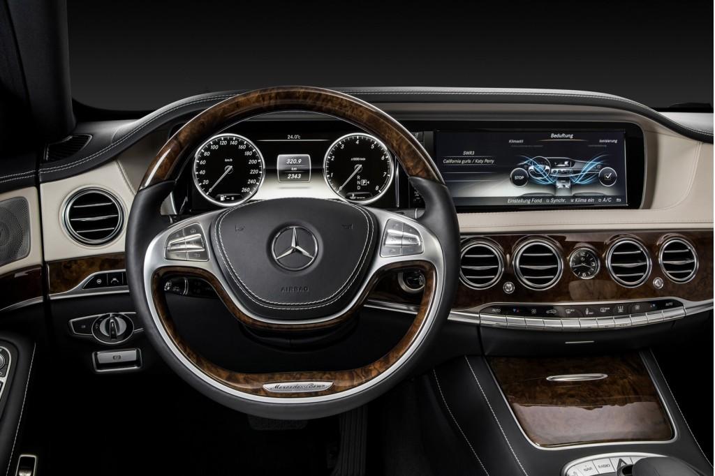 2014 Mercedes-Benz S Class