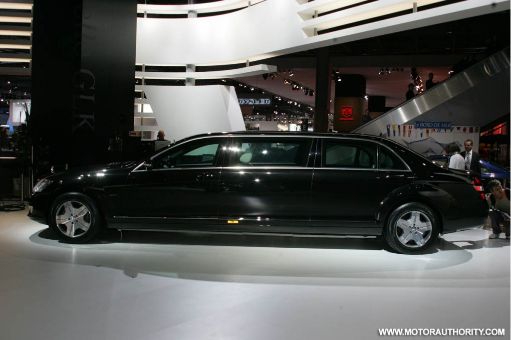Image 2009 mercedes benz s600 pullman size 1024 x 682 for Mercedes benz s600 amg 2010