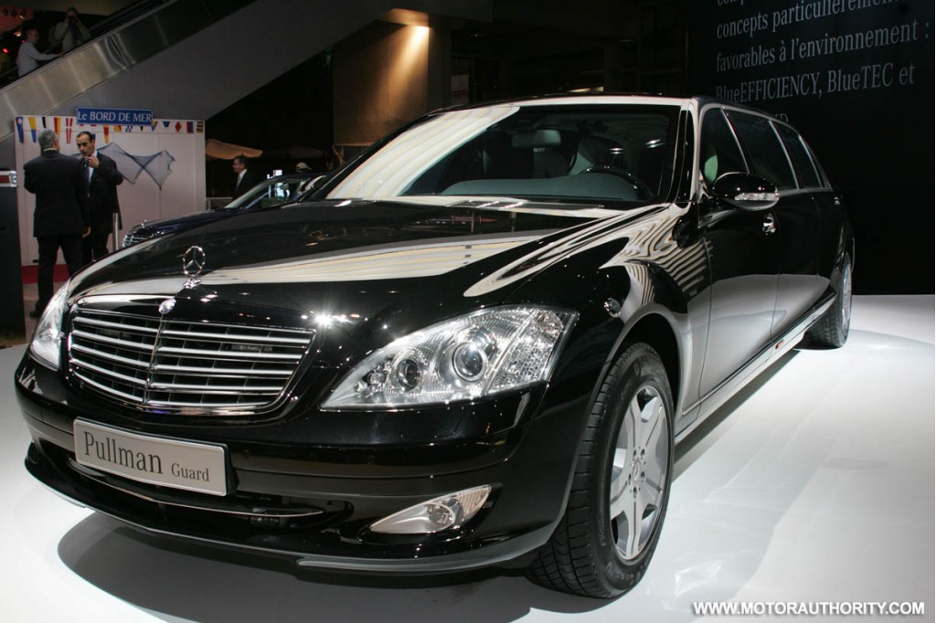 Image 2009 mercedes benz s600 pullman size 1024 x 682 for Mercedes benz s guard for sale