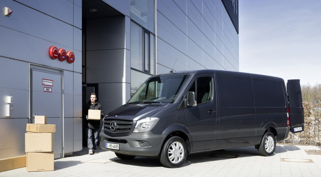 2016 Mercedes-Benz Sprinter Crew Vans