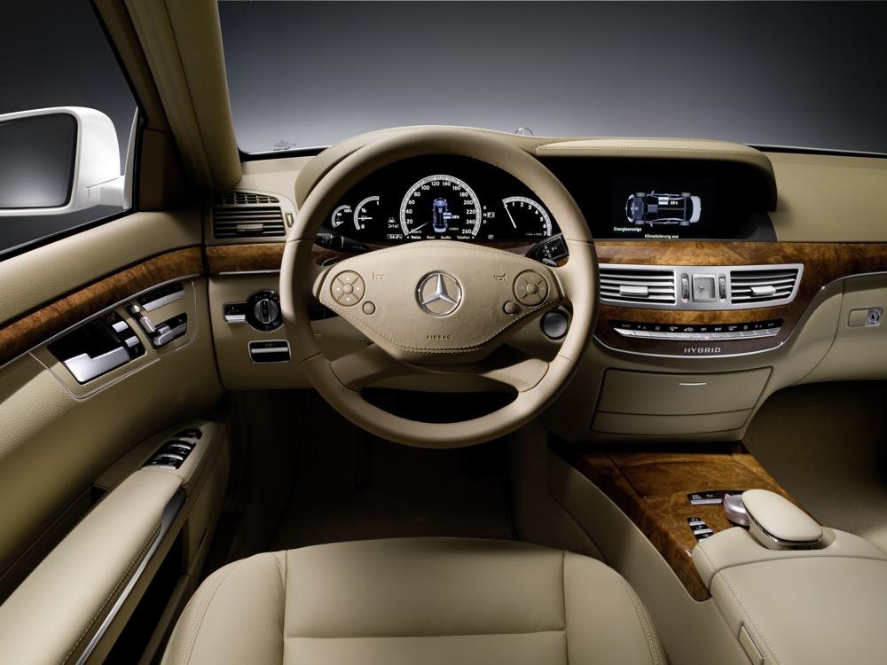 2010 Mercedes-Benz S400 Hybrid