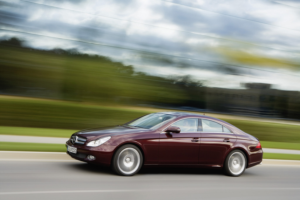 Rumor: Mercedes-Benz CLS Shooting Brake?