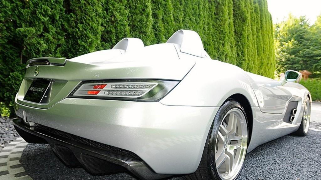 Image 2010 mercedes benz slr stirling moss for sale size for Moss motors mercedes benz
