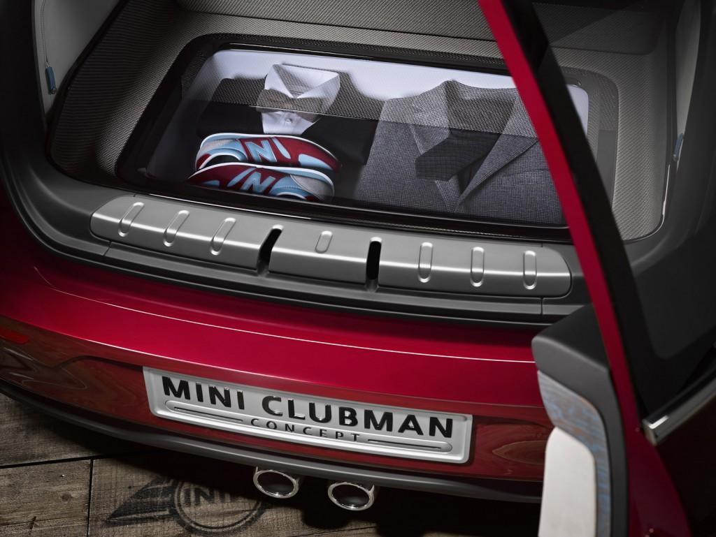 MINI Clubman Concept, 2014 Geneva Motor Show