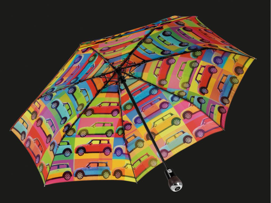 MINI Pop-Art Umbrella