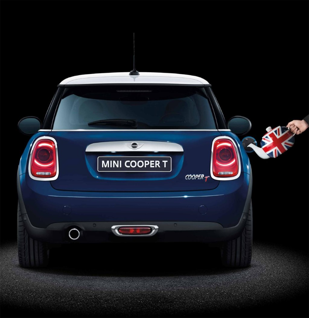 MINI's 'Cooper T' April Fools Day prank