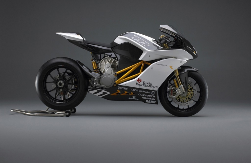 Image Mission Motors Mission One Electric Motorcycle