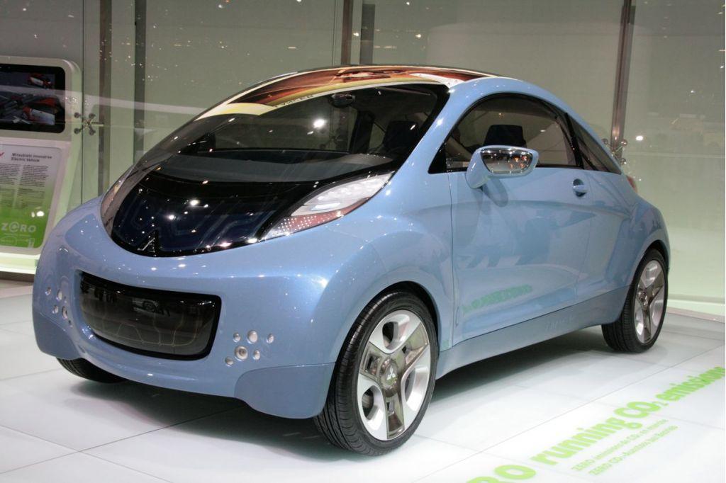 Mitsubishi i MiEV Sport Air Geneva Auto Show 2009