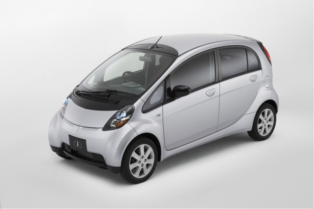 Driven: Mitsubishi i Minicar