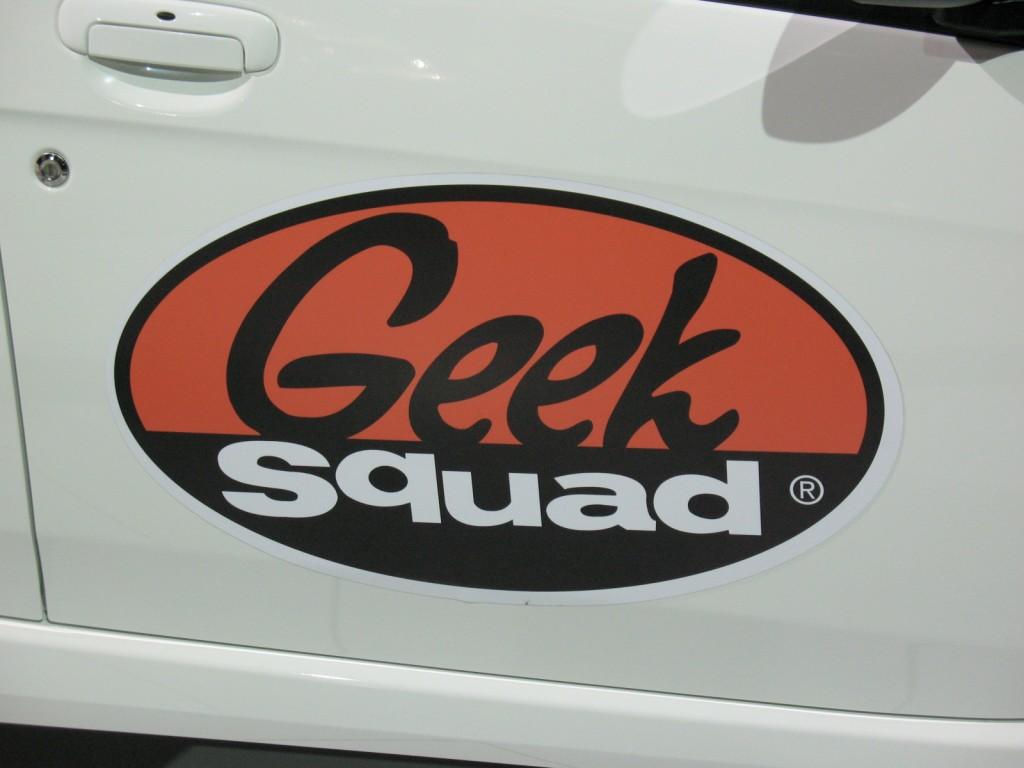 Mitsubishi MiEV - Best Buy Geek Squad