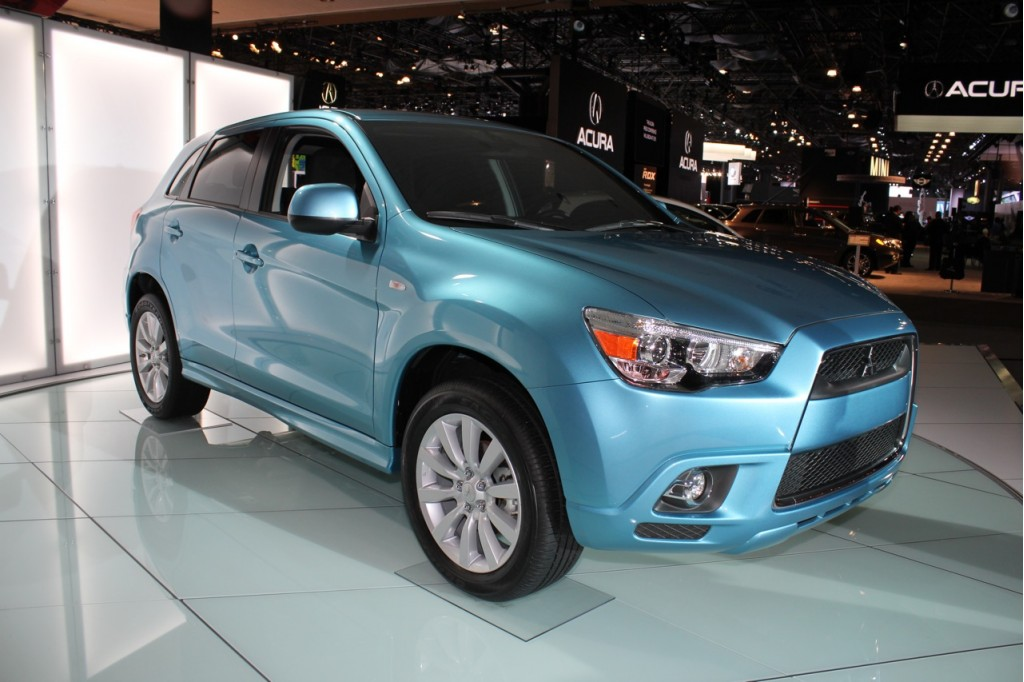 Image: 2011 Mitsubishi Outlander Sport, size: 1024 x 682, type: gif, posted on: March 31, 2010 ...