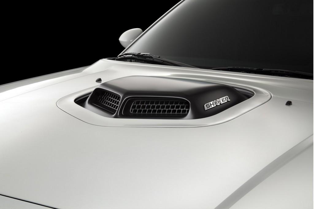 Mopar '14 Challenger, 2013 SEMA