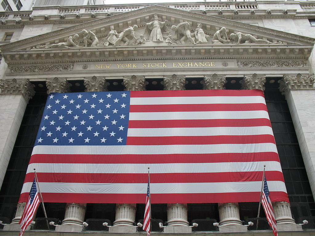 New York Stock Exchange (photo by Kjetil Ree)