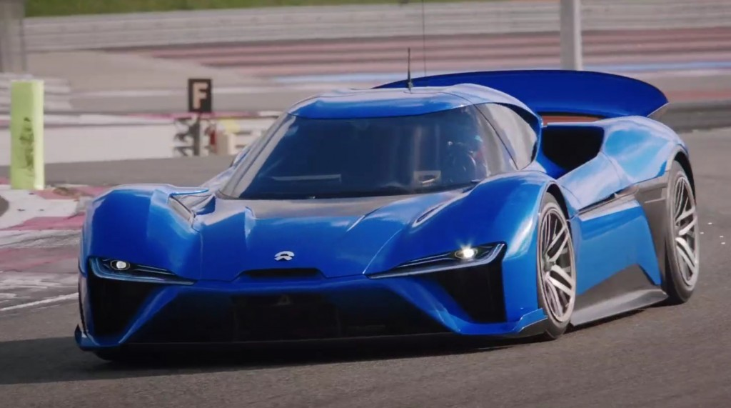 Fastest Electric Car In The World