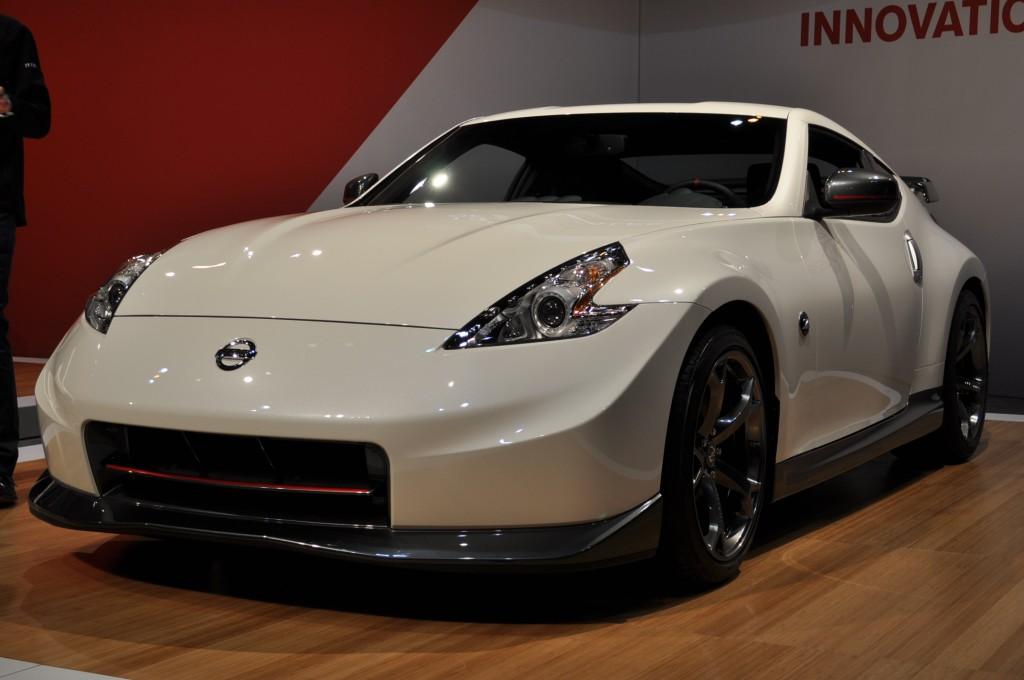 2014 Nissan 370Z NISMO Live Shots