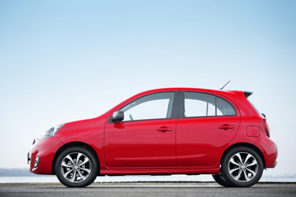 Nissan Micra now available in Canada