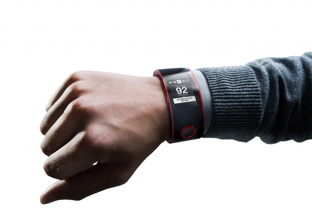 Ladies And Gentlemen, The Nissan Nismo Smartwatch