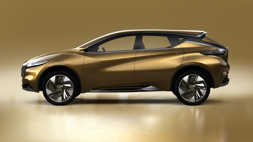 Nissan Resonance Concept Crossover