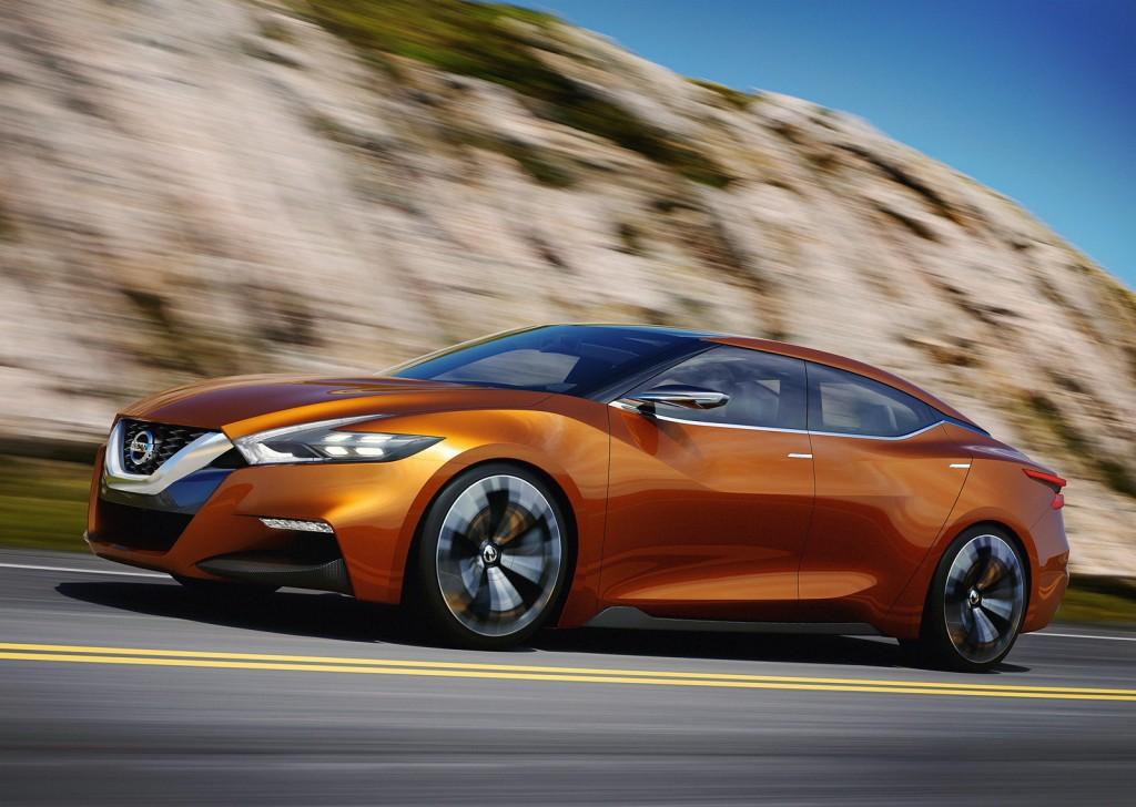 Nissan Sport Sedan Concept, 2014 Detroit Auto Show