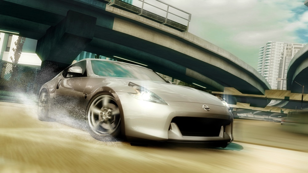 Nissan 370Z - Need For Speed Undercover