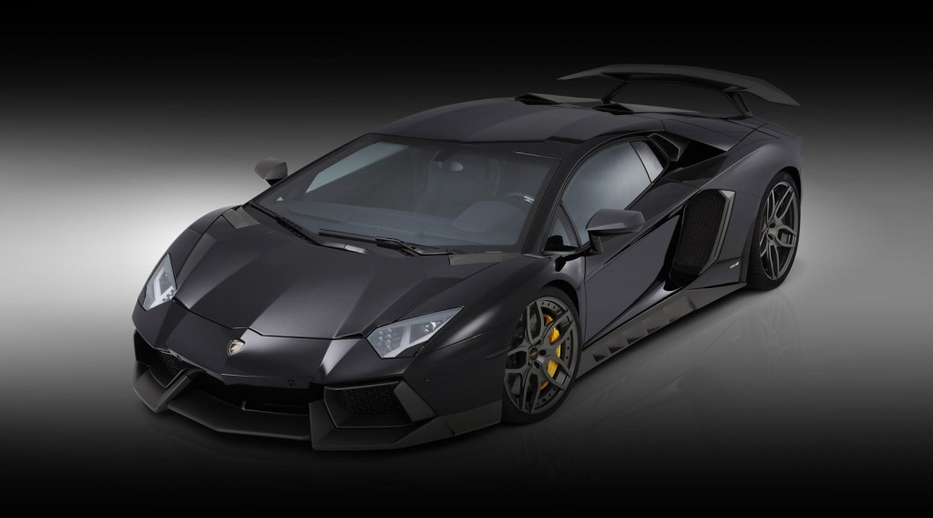 Novitec Torado tuning program for the Lamborghini Aventador LP 700-4