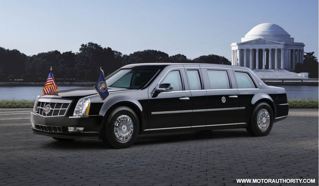 obama presidential limo 005