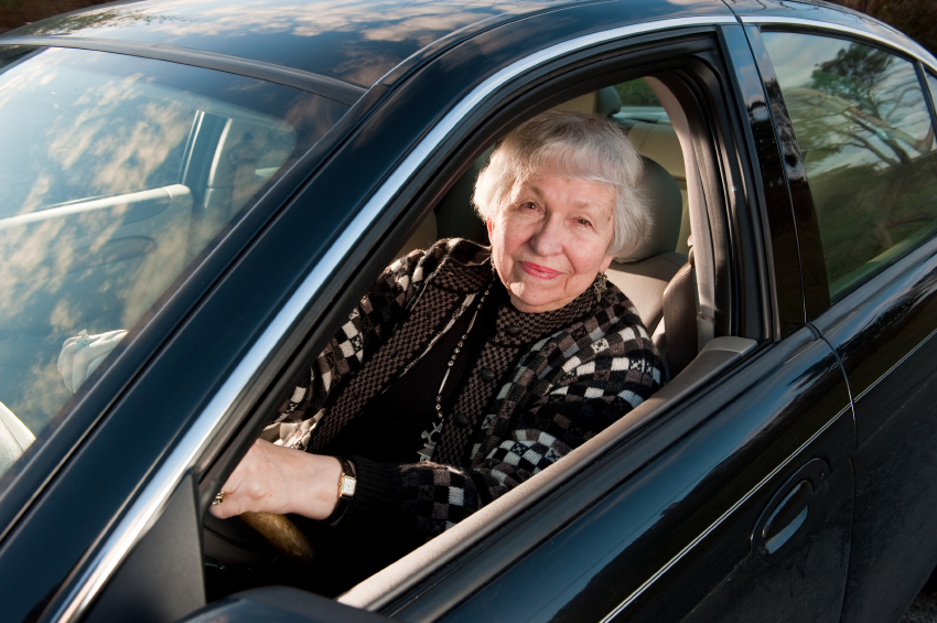 Nearly Half Of All U.S. Drivers Are Over 50: Is That Good News Or Bad?