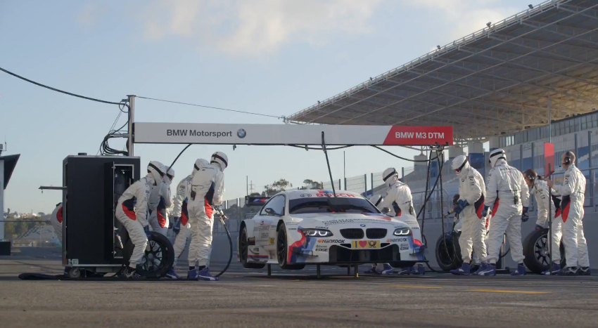 On Sunday, April 29, BMW returns to DTM racing.