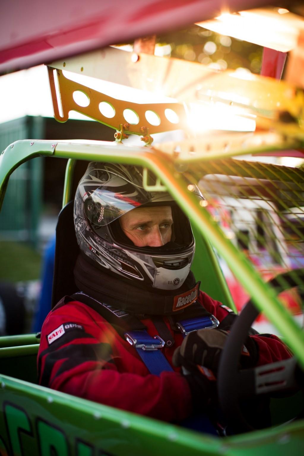 Onchan Raceway, Isle of Man, 2013