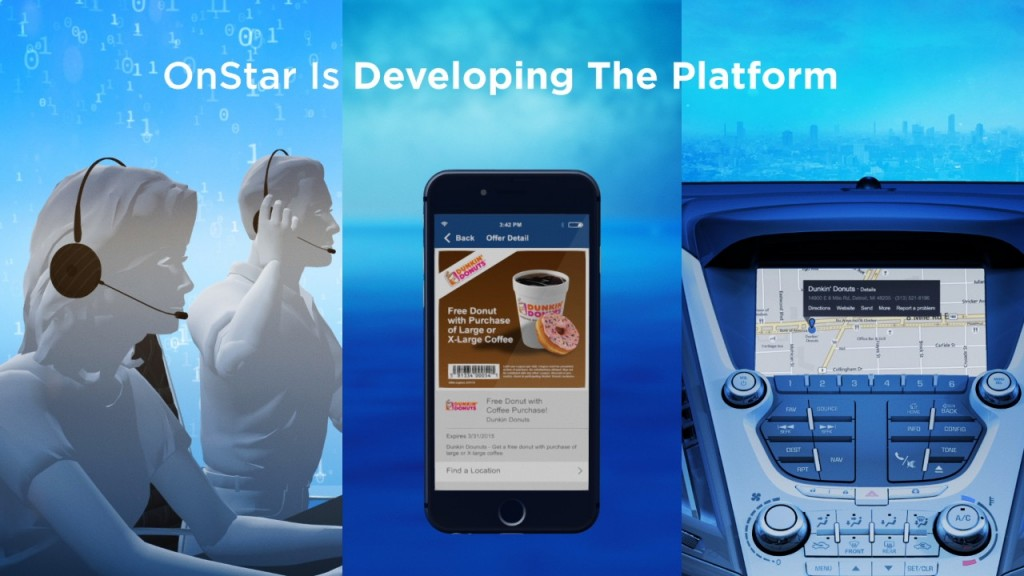 OnStar's AtYourService offering