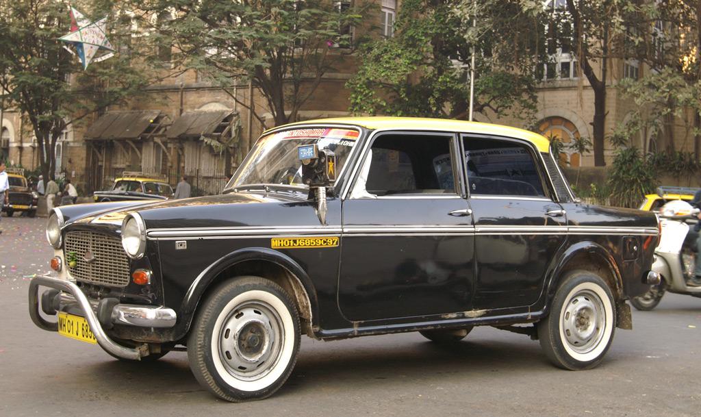 Padmini Indian Taxi