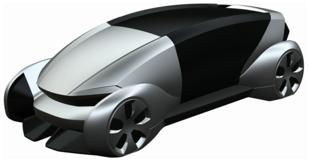 More VW concept patents surface, hint at future EV family