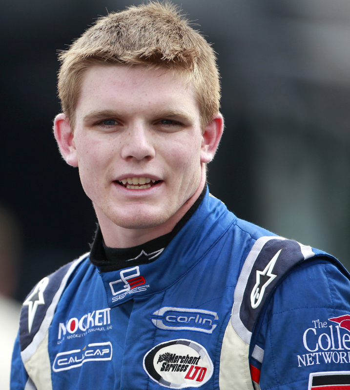 American Conor Daly To Test Sahara Force India Formula One Car