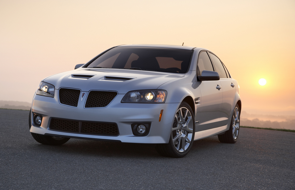 2011-2013 Chevrolet Caprice, 2008-2009 Pontiac G8 Recalled For Seatbelt Flaw