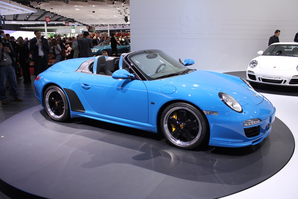 image 2011 porsche 911 speedster size 1000 x 667 type. Black Bedroom Furniture Sets. Home Design Ideas