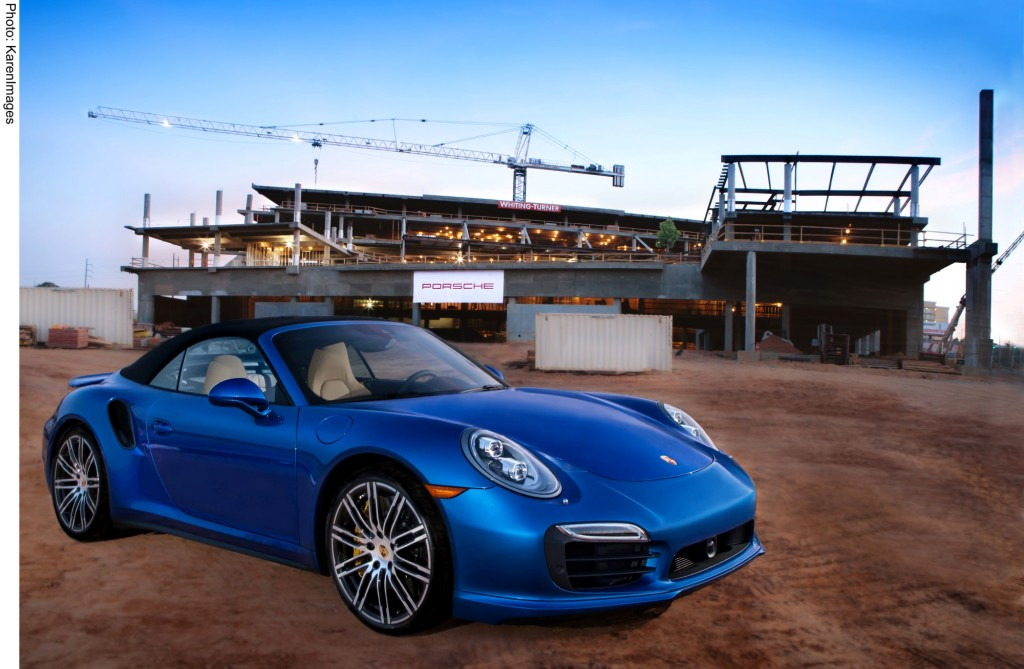 Porsche U.S. headquarters, expected completion by end of 2014