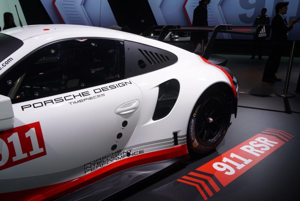 Excellent Image Porsche 911 RSR 2016 Los Angeles Auto Show Size