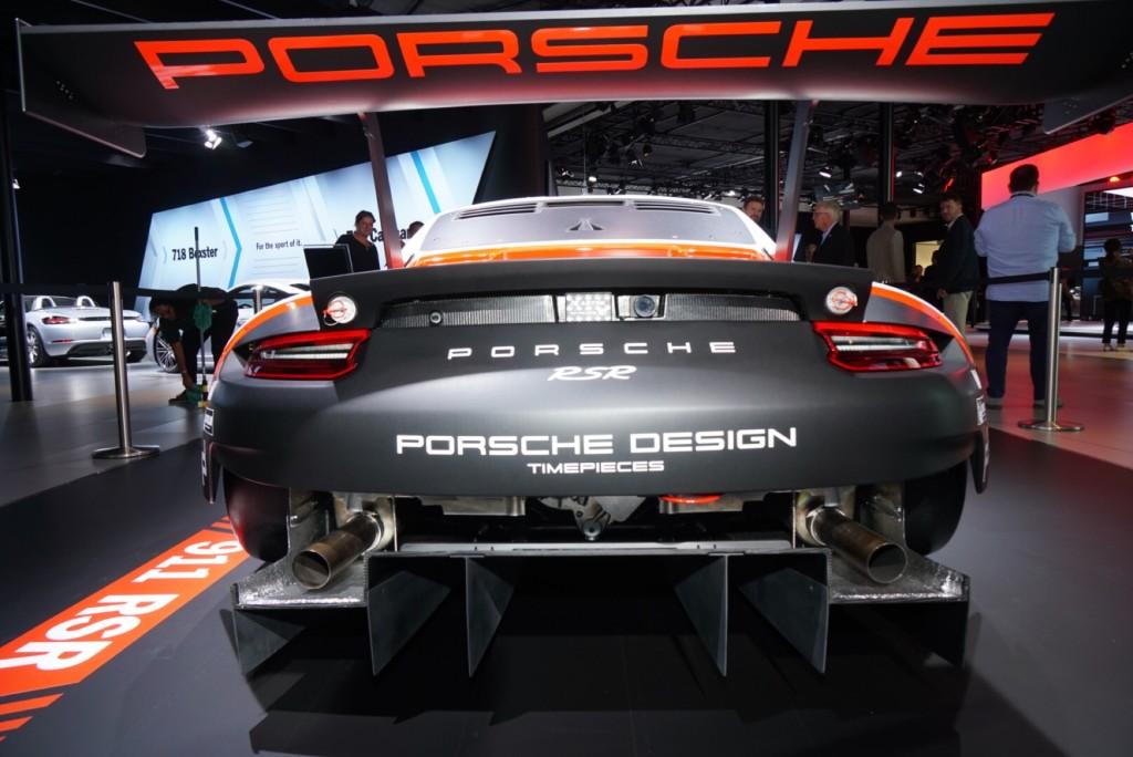 Popular Image Porsche 911 RSR 2016 Los Angeles Auto Show Size