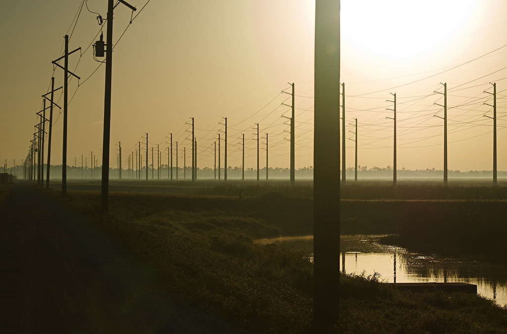 Power lines (Photo by Flickr user vladeb)
