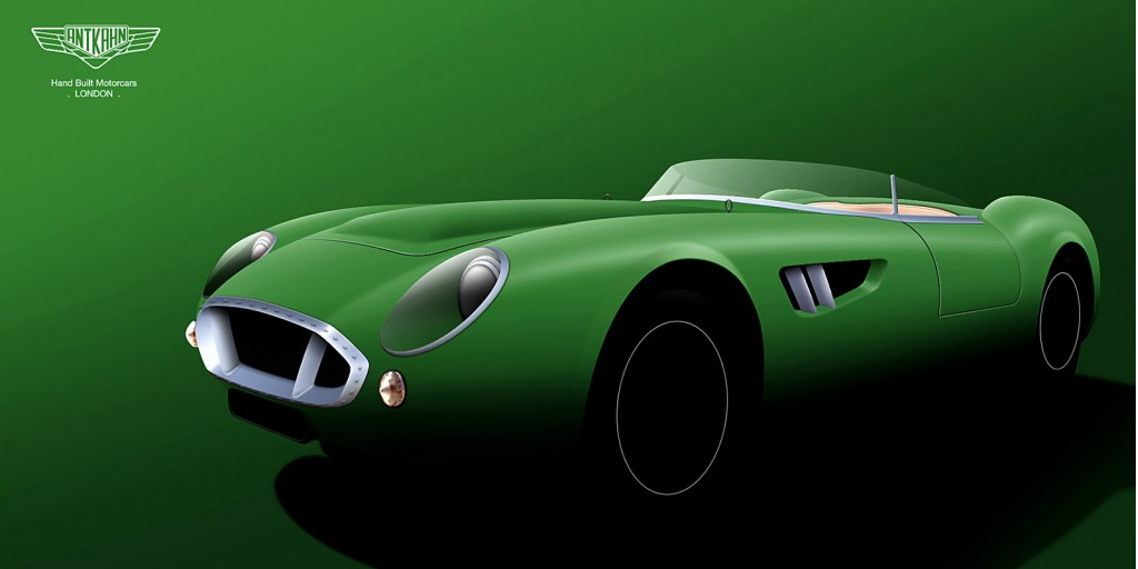 Ant-Kahn sports car