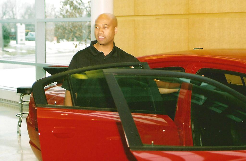 Ralph Gilles and the revamped Charger