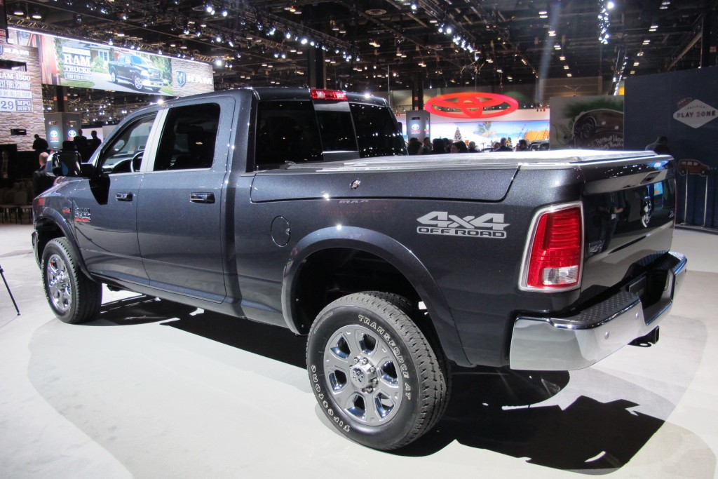2016 dodge ram 2500 diesel spy autos post. Black Bedroom Furniture Sets. Home Design Ideas