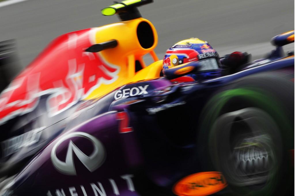 Red Bull Racing at the 2013 Formula One Italian Grand Prix