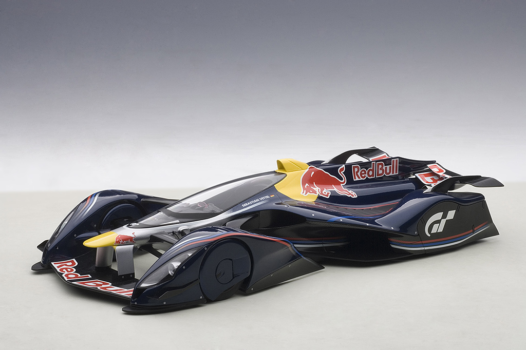 Red Bull X2014 For Quot Gran Turismo 6 Quot Revealed