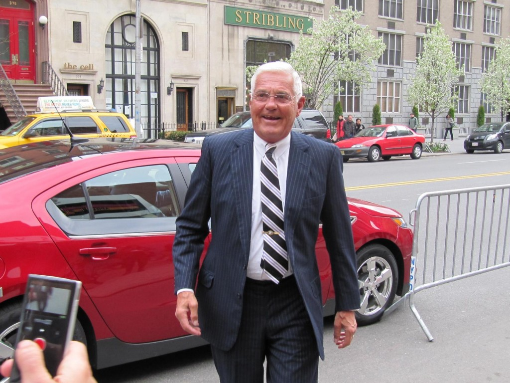 'Revenge of the Electric Car' premiere: Bob Lutz arrives in a Chevy Volt