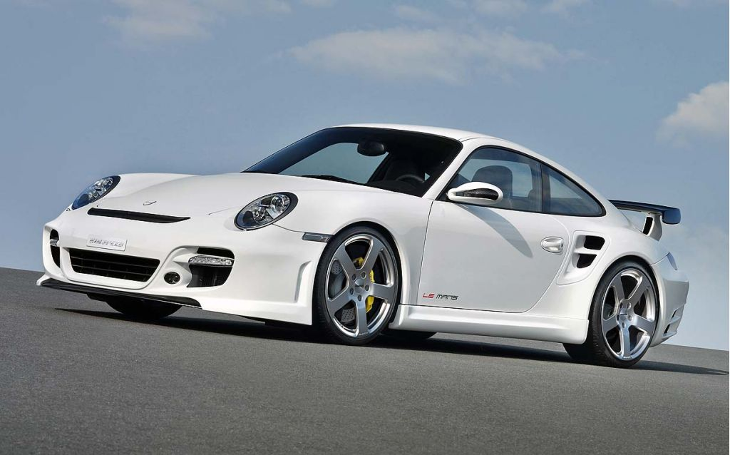 Rinspeed 911 Turbo